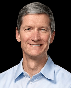 AAPL Timothy Cook